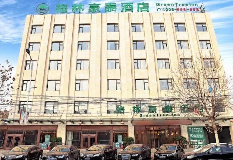 Greentree INN Baoding City Zhuozhou Railway Statio, Baoding