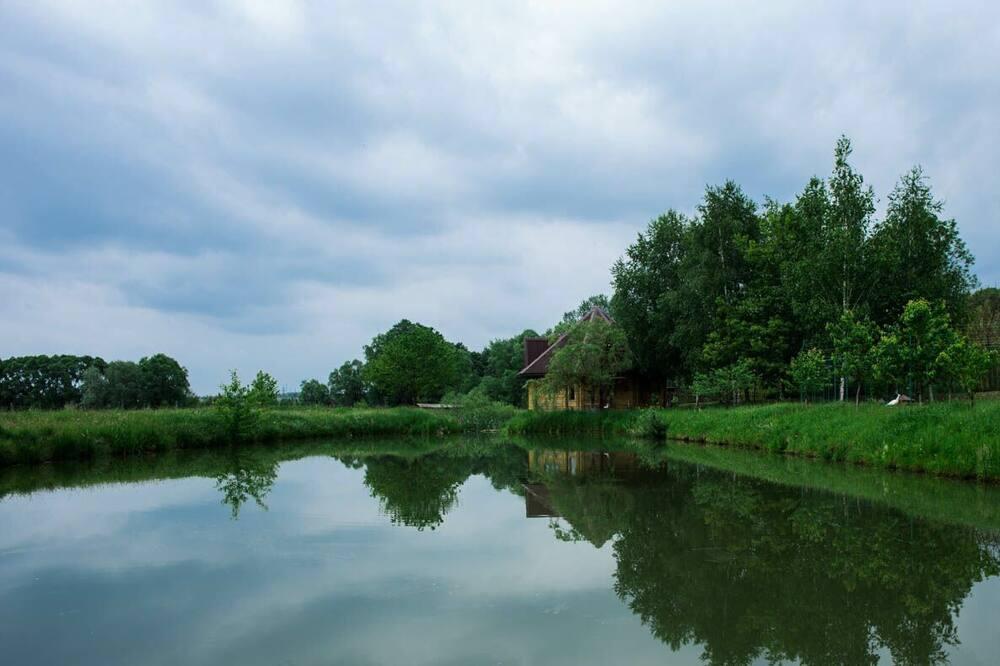 Rodinná dvojlôžková izba - Výhľad na jazero