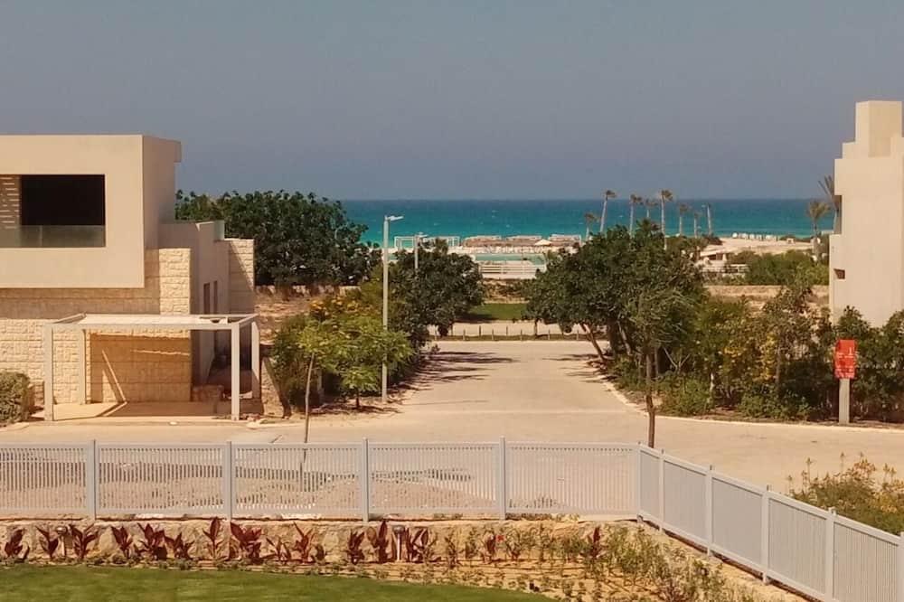 Luksusa villa - Terase/iekšējais pagalms