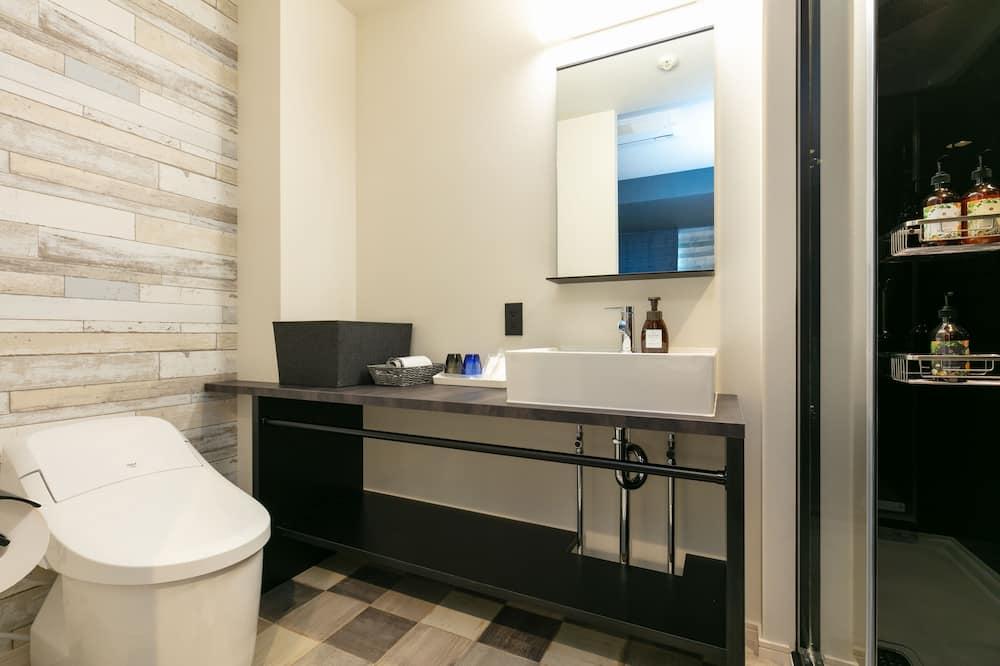 Habitación estándar con 2 camas individuales (Sky Tree View) - Baño