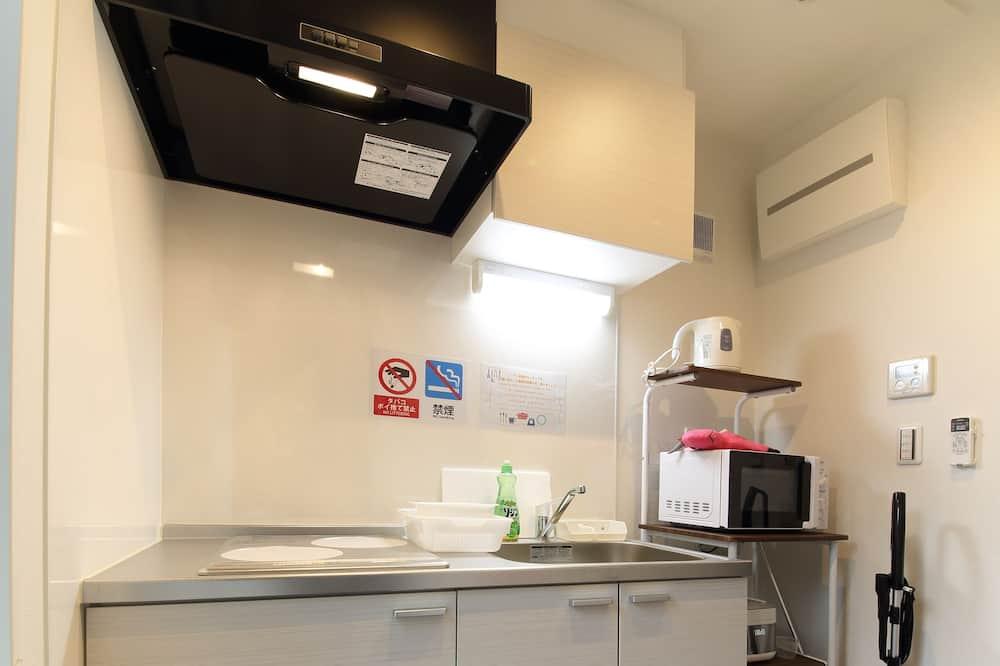アパートメント 1 ベッドルーム - 共用キッチン