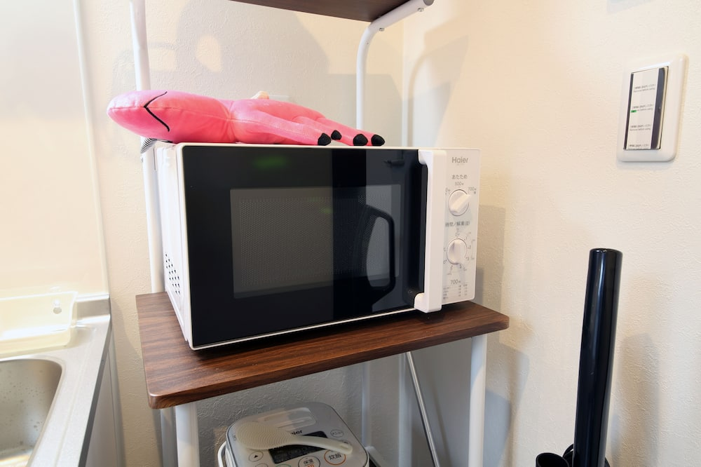 Basic Tek Kişilik Oda, 1 Yatak Odası - Mikrodalga