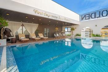 ภาพ Golden Lotus Hotel ใน ดานัง