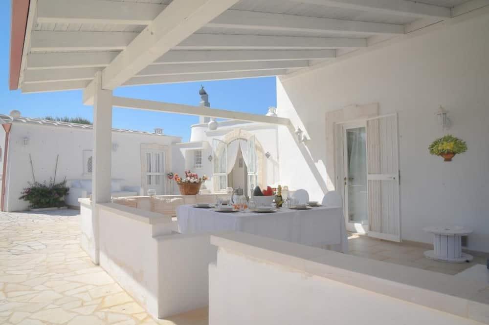 Villa, 4 Bedrooms, Non Smoking - Terrace/Patio