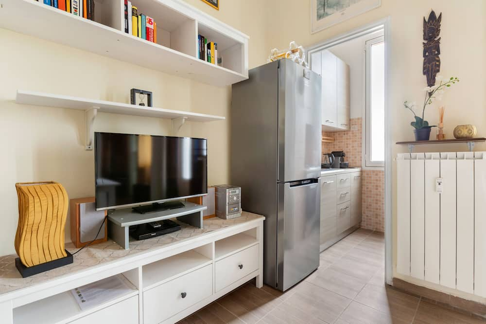 Apartment, 1 Schlafzimmer, Nichtraucher - Wohnbereich