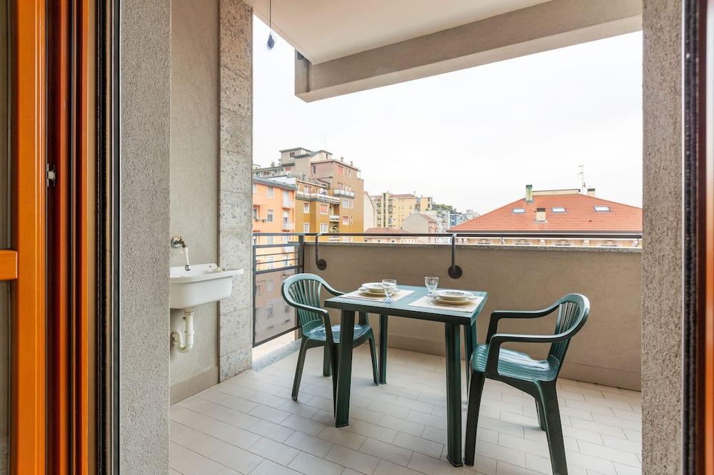 Apartman, 1 spavaća soba, za nepušače - Terasa/trijem