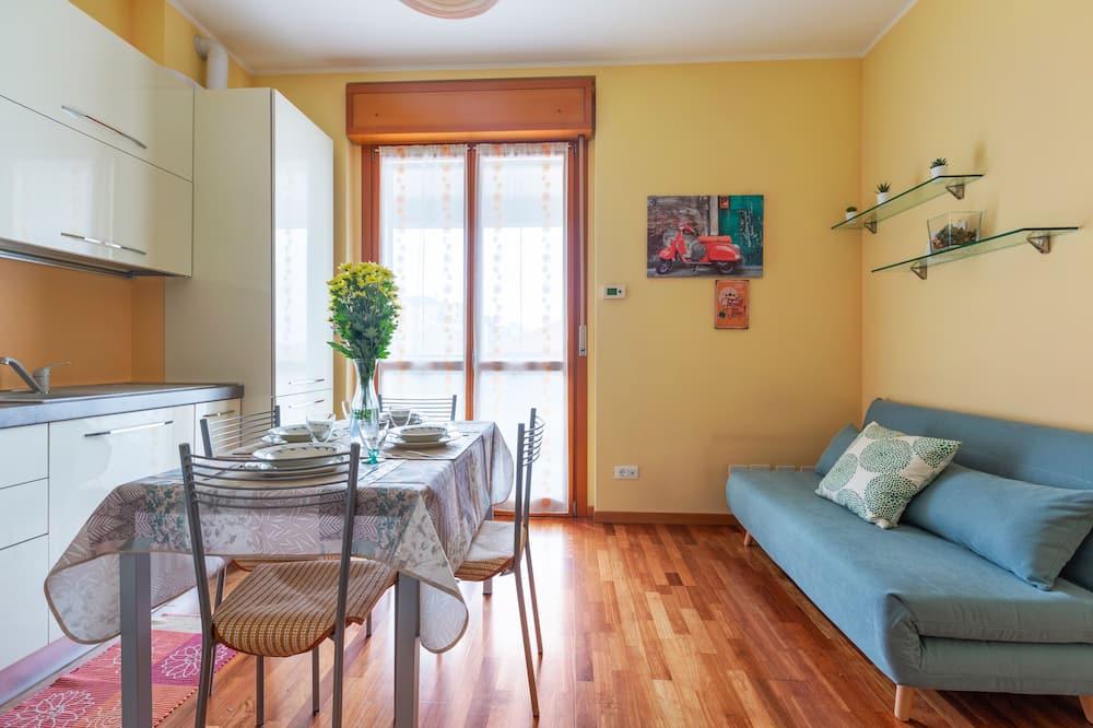Apartman, 1 spavaća soba, za nepušače - Dnevni boravak