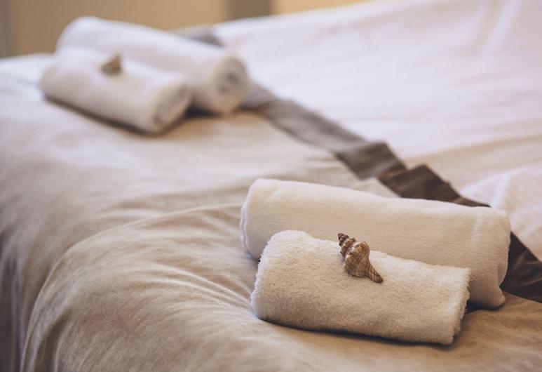 Bursztyn, Swinoujscie, Standard-dobbeltværelse - 2 enkeltsenge, Udsigt fra værelset