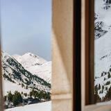 Δίκλινο Δωμάτιο (Double ή Twin) (Macun) - Θέα από το μπαλκόνι