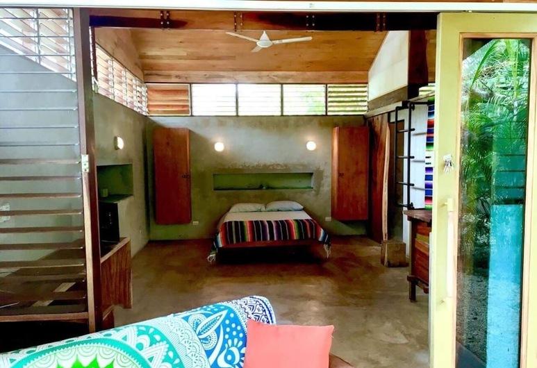 La Casa Los Sueños, Garza