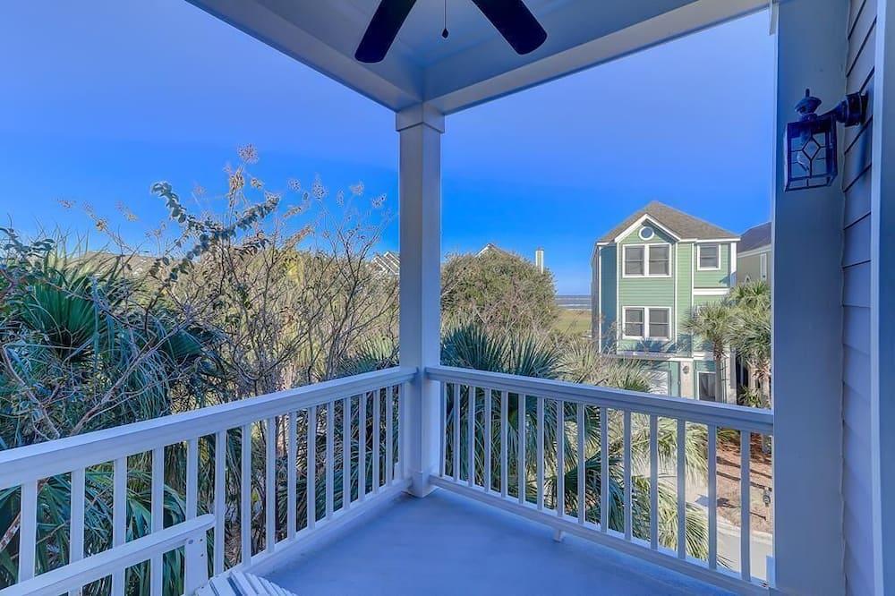 Ferienhaus, Mehrere Betten (21 Ocean Point) - Balkon