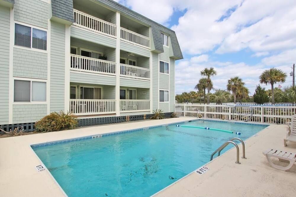 Apartment, Mehrere Betten (309C Oceanside Villas) - Pool