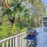 House, Multiple Beds (5803 Back Bay Drive) - Balcony