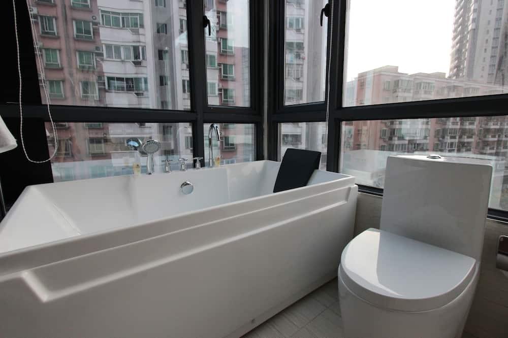 Chambre Simple Deluxe - Salle de bain
