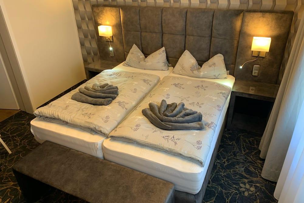 基本雙人房 - 客廳