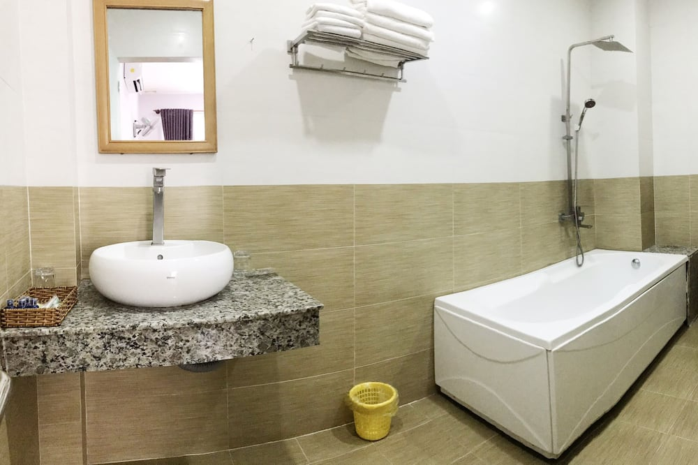 ファミリー 4 人部屋 - バスルーム