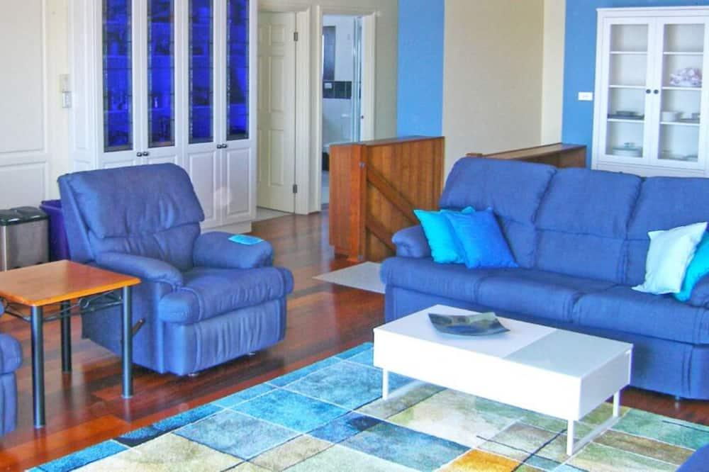Casa, 4 habitaciones - Sala de estar