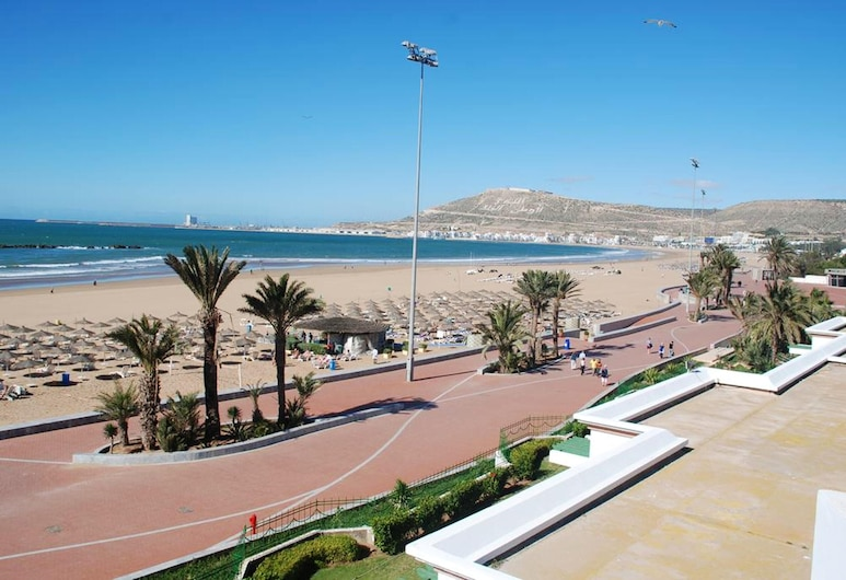 Apartment With 2 Bedrooms in Agadir, With Enclosed Garden and Wifi, Agadir, Aerial View