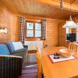 Apartment (Hundeck im Bioblockhaus) - Wohnbereich