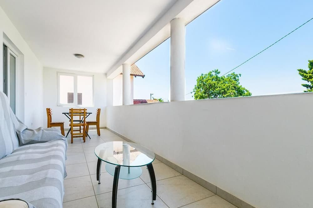 Apartmán (N5) - Balkón