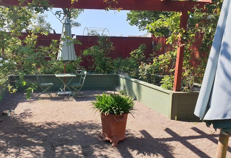 Malistorpets Rosor BnB, Varberg, Terrazza/Patio