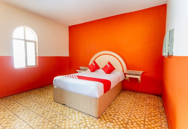 OYO Hotel Los Arcos, Cajeme, Standardní pokoj, Pokoj