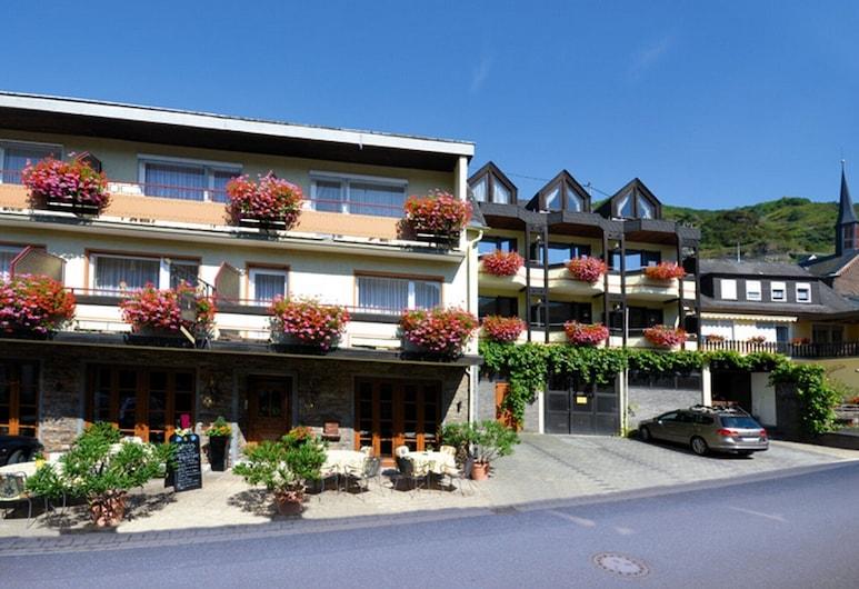 Strandhaus an der Mosel, Valwig