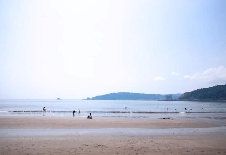 Tabinoya Umi Hotel, Ito, Pláž