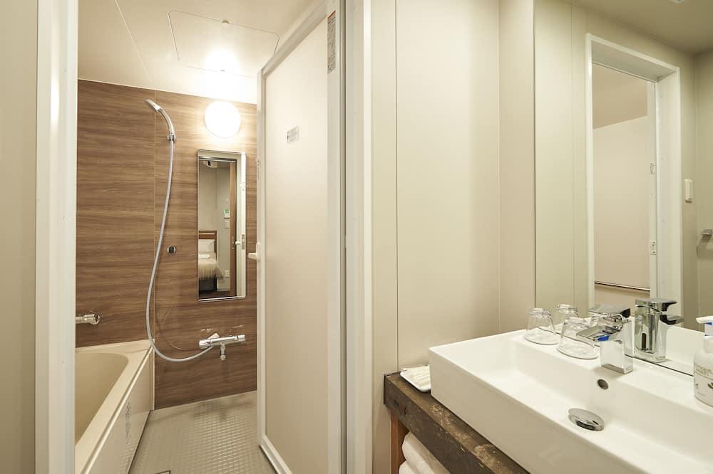 Deluxe szoba két külön ággyal, nemdohányzó - Fürdőszoba