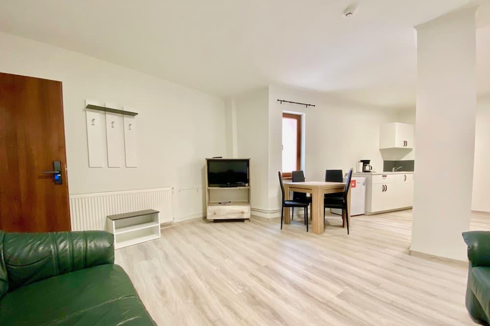 Apartamento Básico (1) - Área de Estar