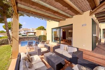 Foto van Prinsotel Villas Cala Galdana in Ciutadella de Menorca