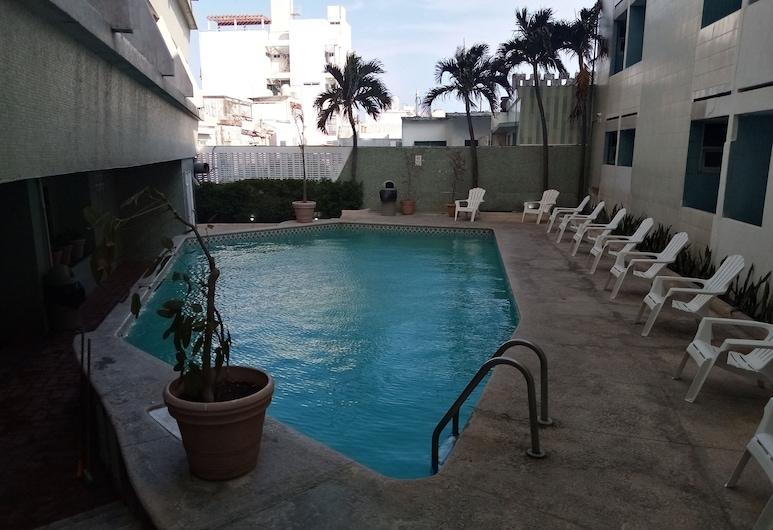Hotel Royalty, 維拉克魯斯, 泳池