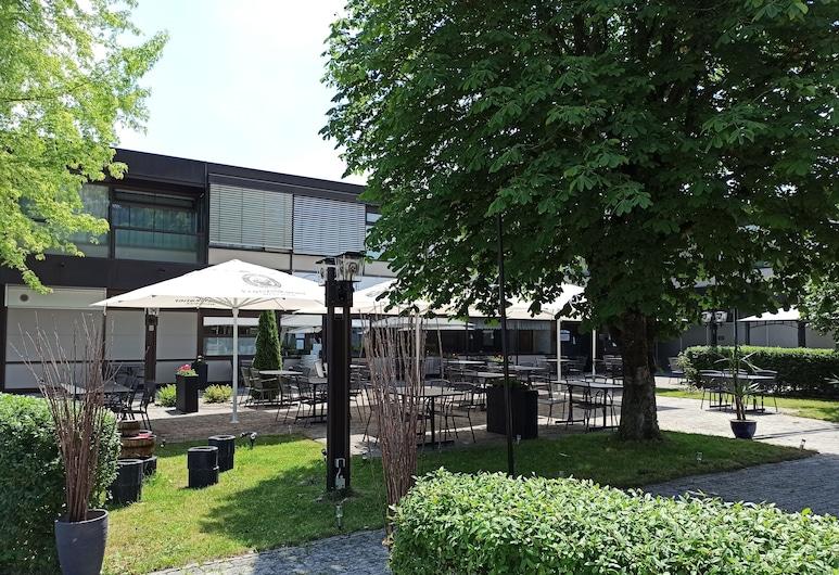Restaurant El Greco, Gundelfingen an der Donau, Hotel Front