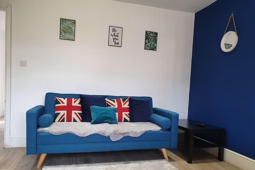 Apartmán typu Comfort, 1 spálňa - Obývačka