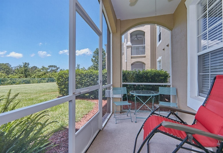 Windsor_palms_105_sp, Kissimmee, Casa, Balcone
