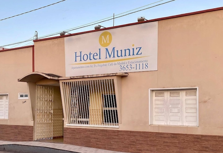 Hotel Muniz, Santa Ines