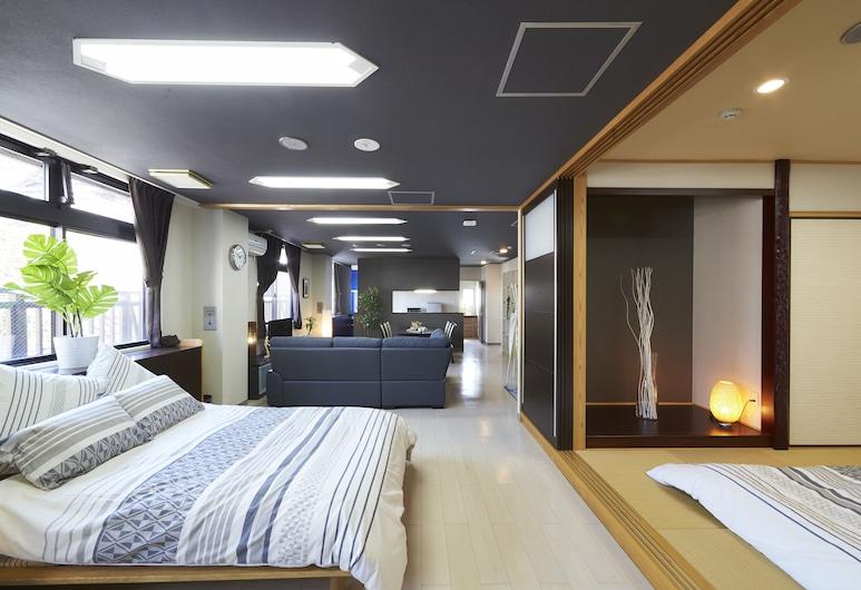 Oyado Kinokuniya Ginya Machi, Nagasaki, Apartamento (2F), Quarto