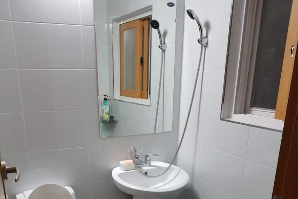 Ondol Room - Badezimmer