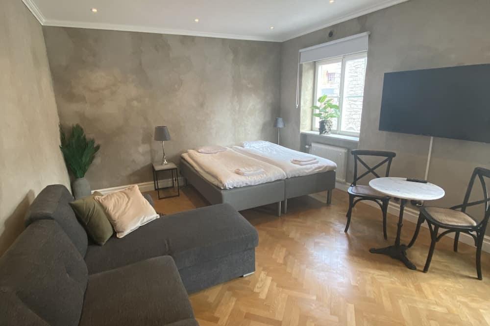 Apartment, 1 Bedroom (202) - Living Area