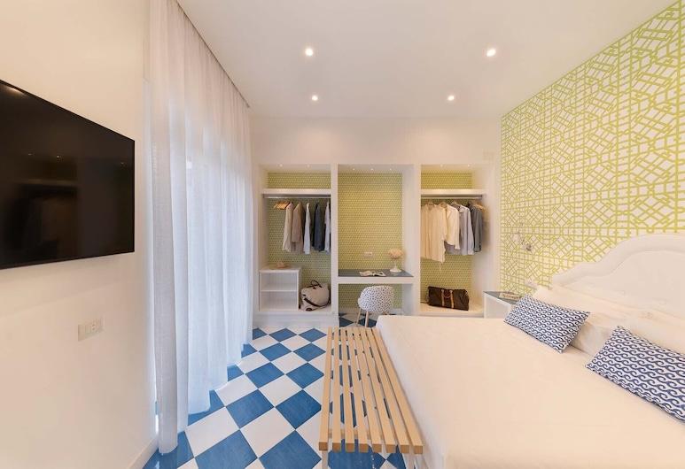 Scirocco Design Apartment, Sorentas, Apartamentai, 2 miegamieji, Kambarys