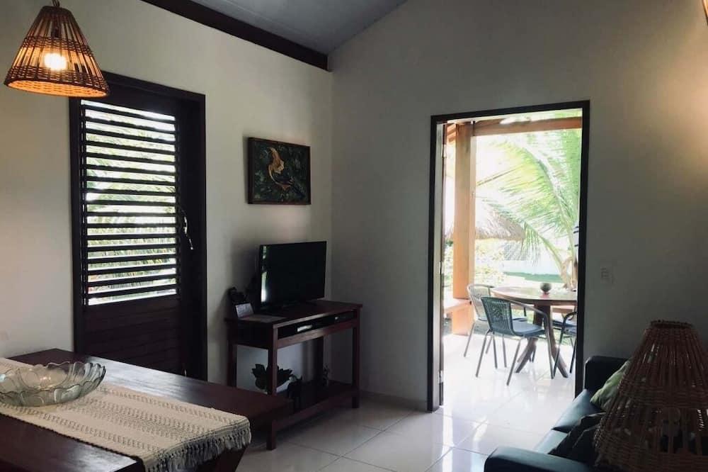 Chalet (Mar) - Living Room