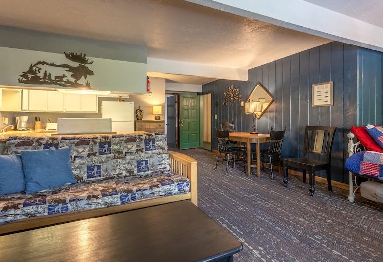 SoCal Vacations - Village Inn, Danau Big Bear , Kamar Eksklusif, Area Keluarga