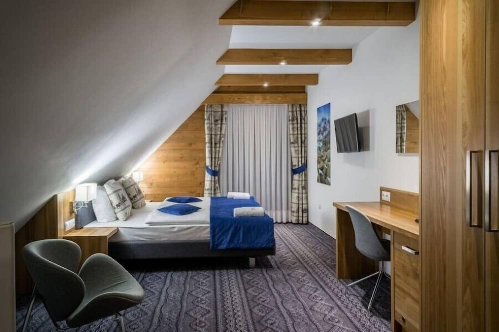 Habitación doble clásica - Sala de estar