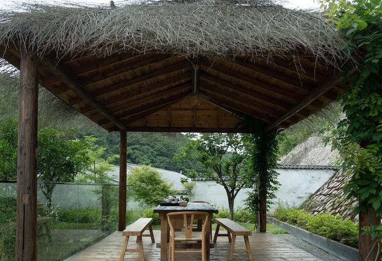 Yue Shan Shui She Taining, Sanming, Terraza o patio