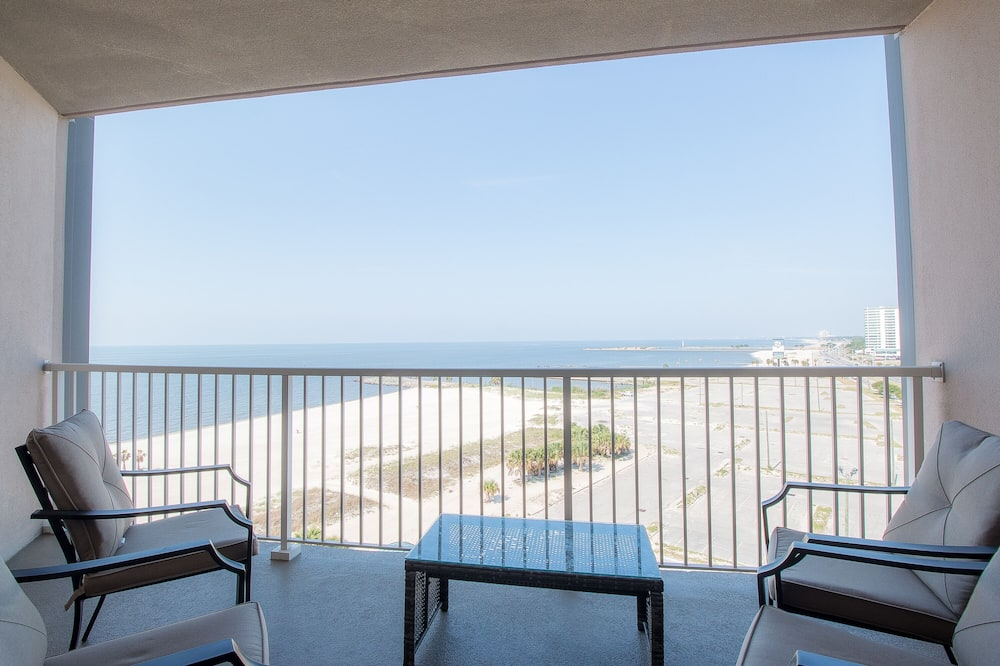 Condo, Multiple Beds, Private Pool, Beach View - Balcony