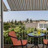 Doppelzimmer (Double Room with Shared Bathroom) - Balkon