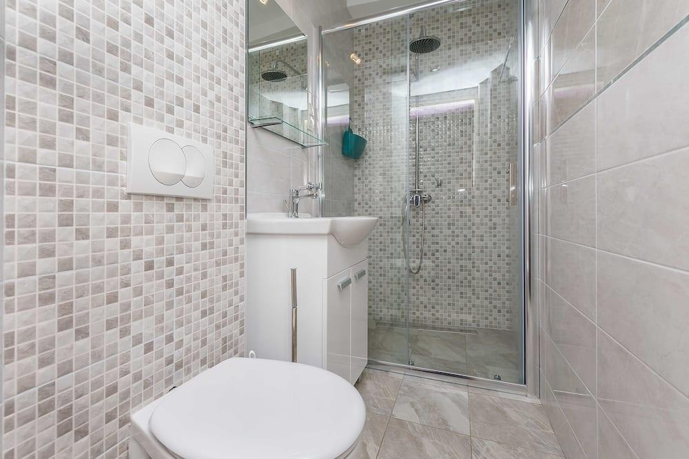 Stúdió (A5) - Fürdőszoba