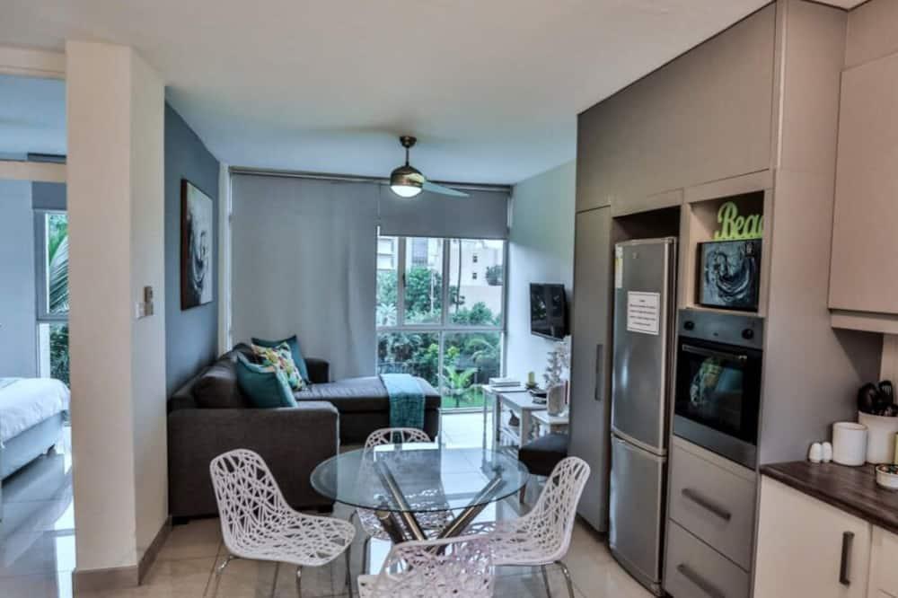 อพาร์ทเมนท์สำหรับครอบครัว, 2 ห้องนอน - บริการอาหารในห้องพัก