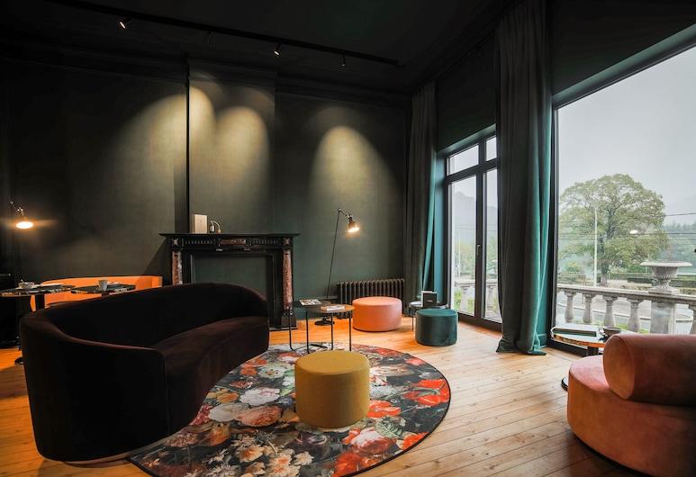 Hôtel Vedette, Profondeville, Hotel Lounge