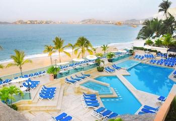 在阿卡普尔科(及周边地区)的Gamma Acapulco Copacabana照片